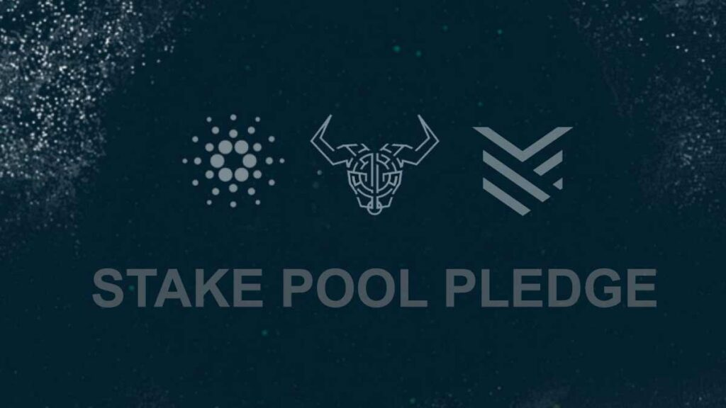 What is pool pledge and why is it important